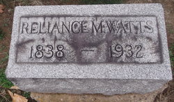 Reliance M. Watts