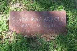 Clara May <I>Boyd</I> Arnold