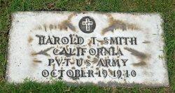 Harold Thomas Smith