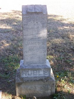 James Harvey Ruble, Sr