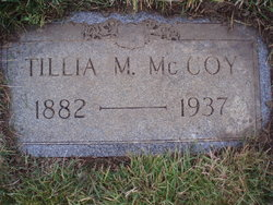 Tillia M. <I>Hanggi</I> McCoy