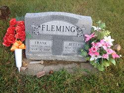 Frank C Fleming