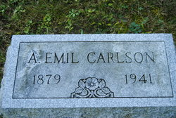 A Emil Carlson