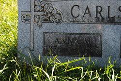 Anna M Carlson