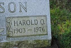 Harold O Carlson