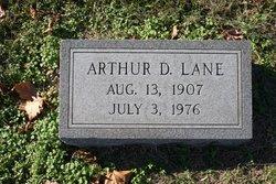 Arthur D Lane