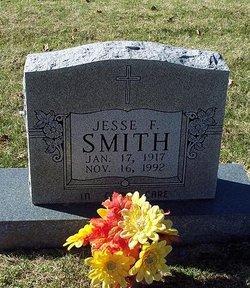 Jesse Franklin Smith