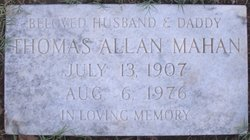 Thomas Allan Mahan