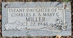 Infant Daughter Miller