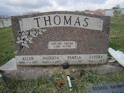 Patricia <I>Parks</I> Thomas