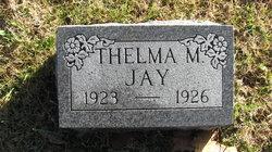 Thelma M Jay