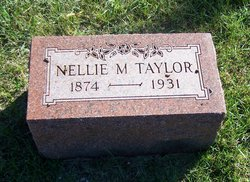 Nellie May <I>Phillips</I> Taylor