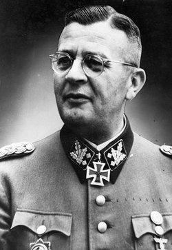 Gen Erich Von Dem Bach-Zelewski