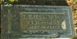 Teresa <I>Gradias</I> Brown