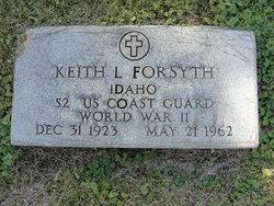Dr Keith L Forsyth