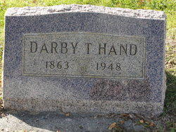 Darby T Hand
