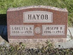 Loretta K Hayob