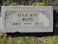 Ella Mae Hays