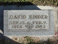 David Kinder