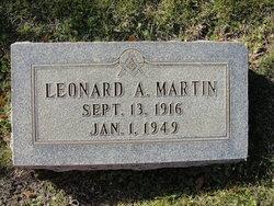 Leonard A Martin