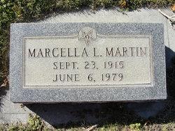 Marcella L Martin