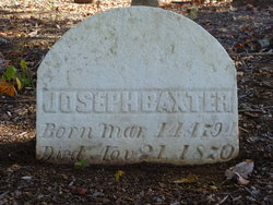 Joseph Baxter