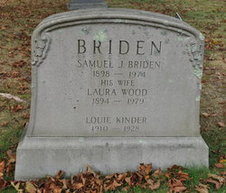 Laura <I>Wood</I> Briden