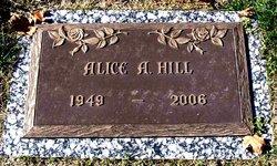 Alice A. Hill