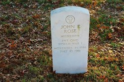 John Eddie Rose