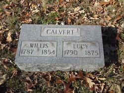 Lucy <I>Burton</I> Calvert