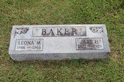 Leona M. <I>Sherwood</I> Baker
