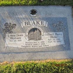Gilbert Harry Blake