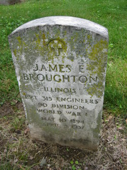 James E Broughton