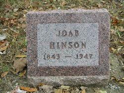 Joab Hinson, Jr