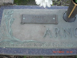 Robert Jackson Arnold