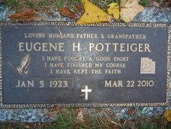 """Eugene Howard """"Buzz"""" Potteiger"""