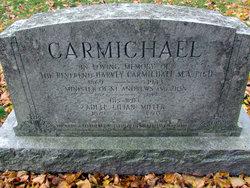 Adele Lilian <I>Miller</I> Carmichael