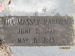 Ida Larene <I>Massey</I> Raburn