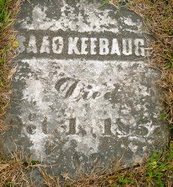 Isaac Keebaugh