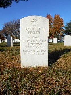 Forrest L Fesler