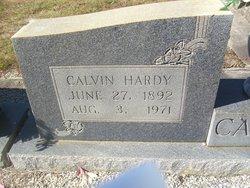 Calvin Hardy Carnley