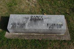 Edna Laura <I>Weller</I> Bangs