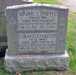 Israel Chafitz