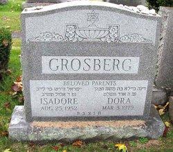 "Dora ""Doris"" <I>Katz</I> Grosberg"