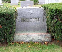 Goldie <I>Feldman</I> Klein