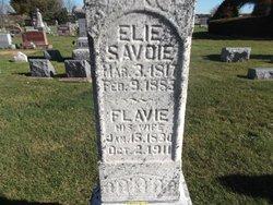 Flavie Phoebe <I>Pauquette</I> Savoie