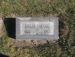 Delia Mary <I>Blain</I> Savoie