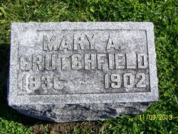 Mary Ann <I>McCullough</I> Crutchfield