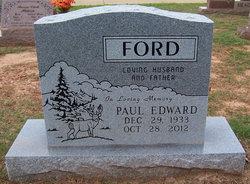 """Paul Edward """"Doc"""" Ford"""