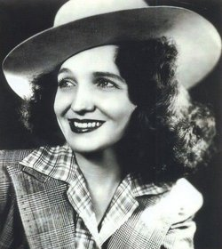 "Virginia Lucille ""Jenny Lou Carson"" Overstake"